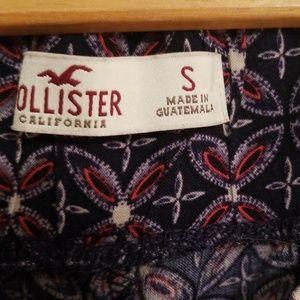 Hollister Pants - Hollister Patterned Pants